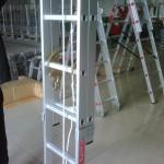 Tangga Lipat Aluminium Alexander