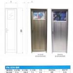 Pintu Aluminium PA 035 BR